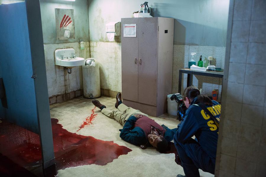 "Гримм ""Clear and Wesen Danger"" - 2 серия 5 сезона"