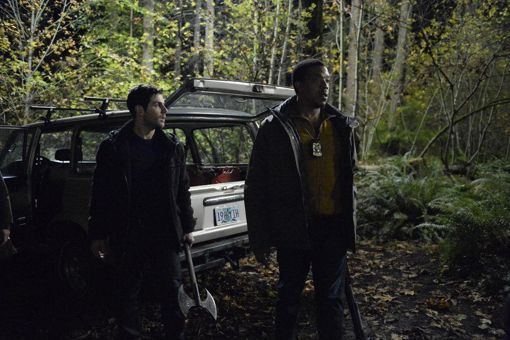 "Гримм ""Tree People"" - 9 серия 6 сезона"