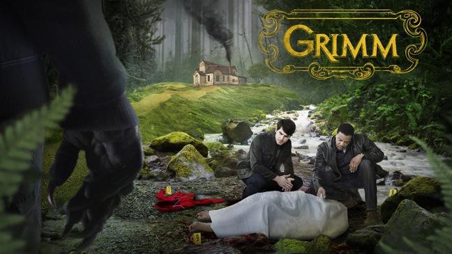 Постер для 1 сезона сериала Гримм