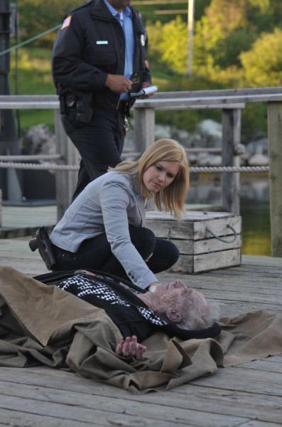 Мертвый старик в новом эпизоде сериала Хэйвен