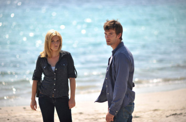 Spiral - 13 серия 1 сезона Хэйвена