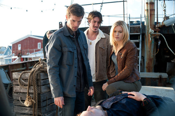 Fear & Loathing - 2 серия 2 сезона Хэйвена