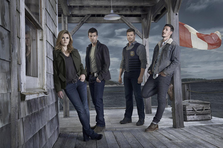 Постер для 5 сезона сериала Хэйвен