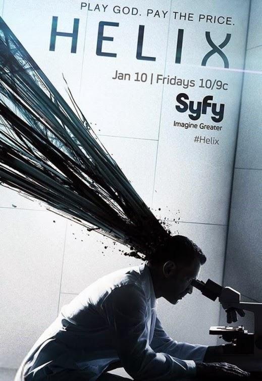 Постер для 1 сезона сериала Спираль