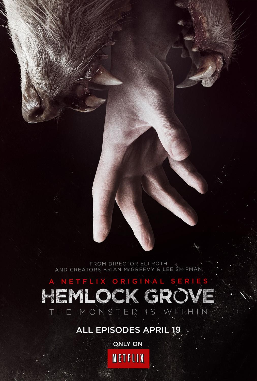Постер для 1 сезона сериала Хемлок Гроув