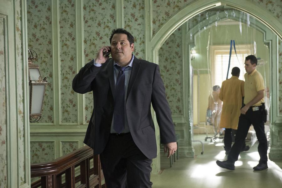 """Герои: Возрождение """"11:53 to Odessa"""" - 10 серия 1 сезона"""