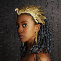 Кондола Рашад в сериале Hieroglyph - официальное фото