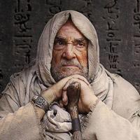 Джон Рис-Дэвис в сериале Hieroglyph - официальное фото
