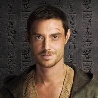 Макс Браун в сериале Hieroglyph - официальное фото