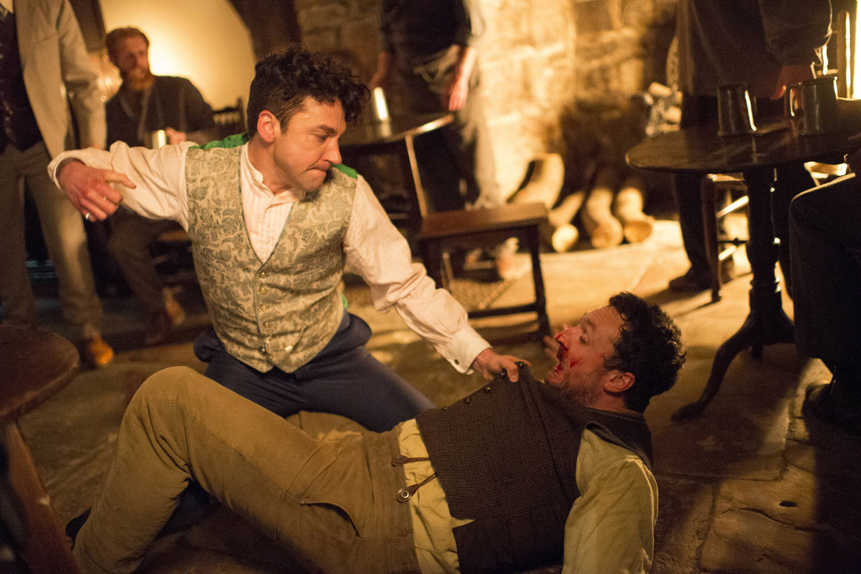 "Гудини и Дойл ""The Monsters of the Nethermoor"" - 6 серия 1 сезона"