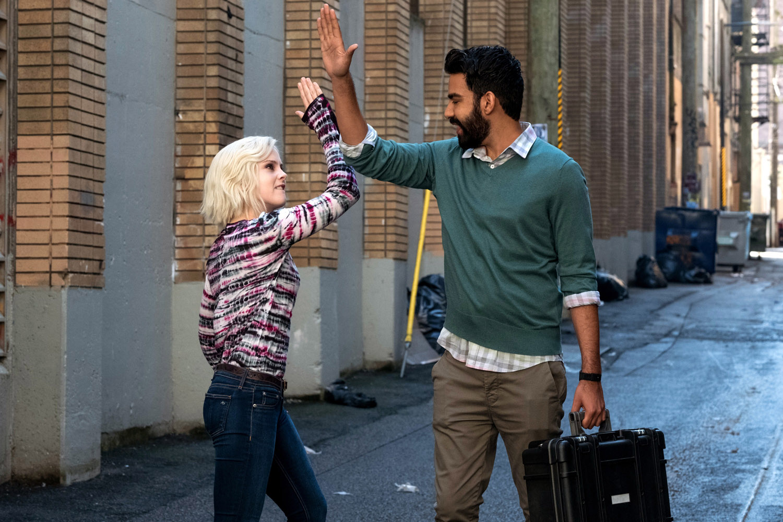 "Я - Зомби ""Brainless in Seattle, Part 1"" - 3 серия 4 сезона"