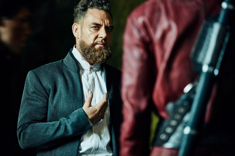 """В Пустыне Смерти """"Hand of Five Poisons"""" - 6 серия 1 сезона"""