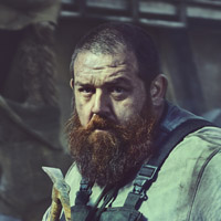 Ник Фрост в сериале В Пустыне Смерти - официальное фото