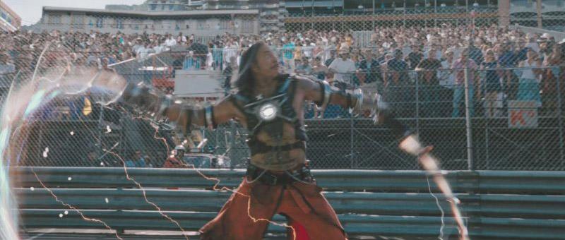 Микки Рурк в Железном Человеке 2