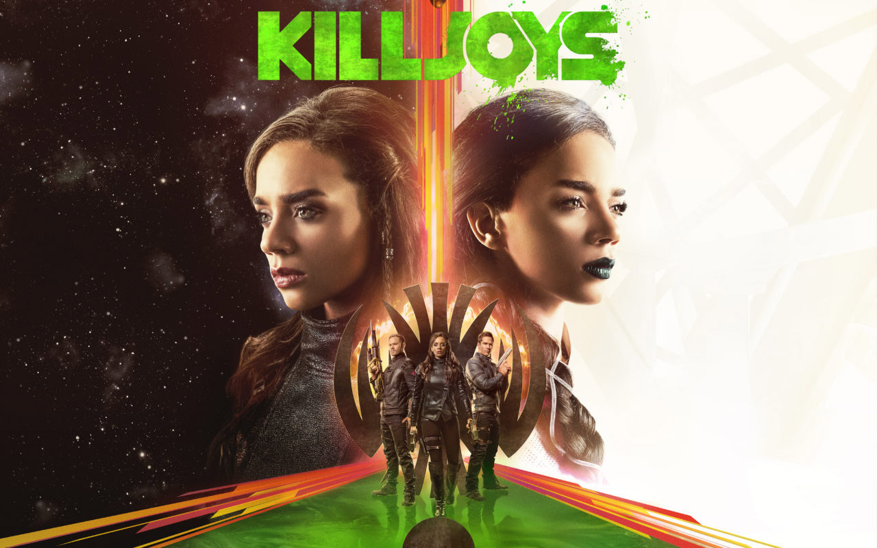 Постер для 3 сезона сериала Киллджои