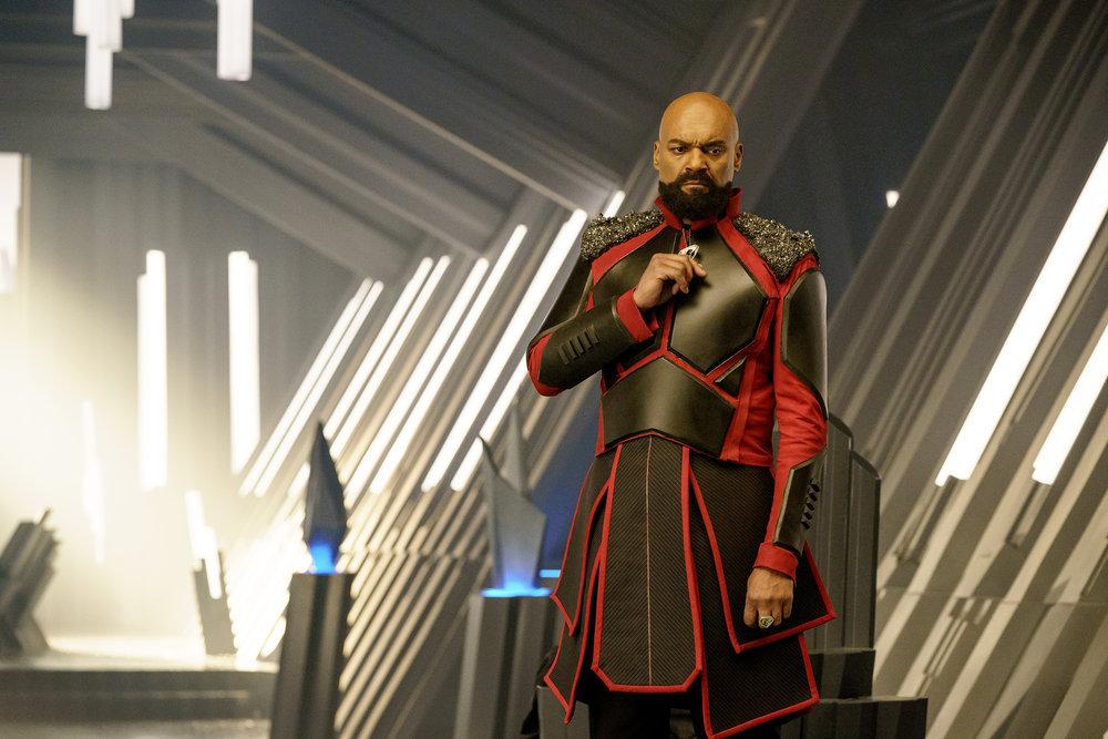 """Криптон """"In Zod We Trust"""" - 6 серия 2 сезона"""