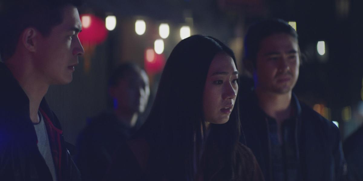 """Кунг-фу """"Sanctuary"""" - 5 серия 1 сезона"""
