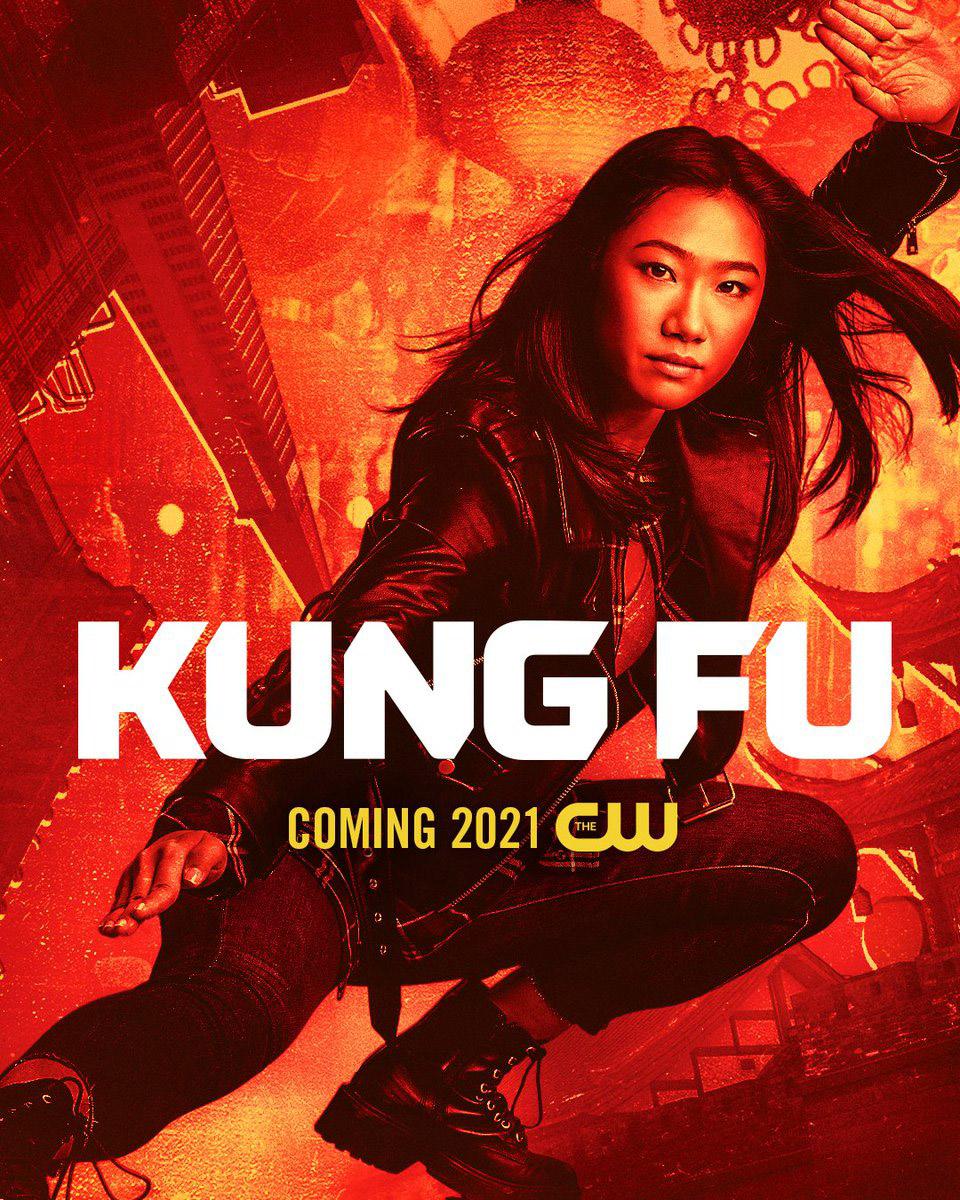 Постер для 1 сезона сериала Kung Fu