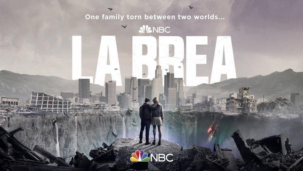 Постер для 1 сезона сериала La Brea