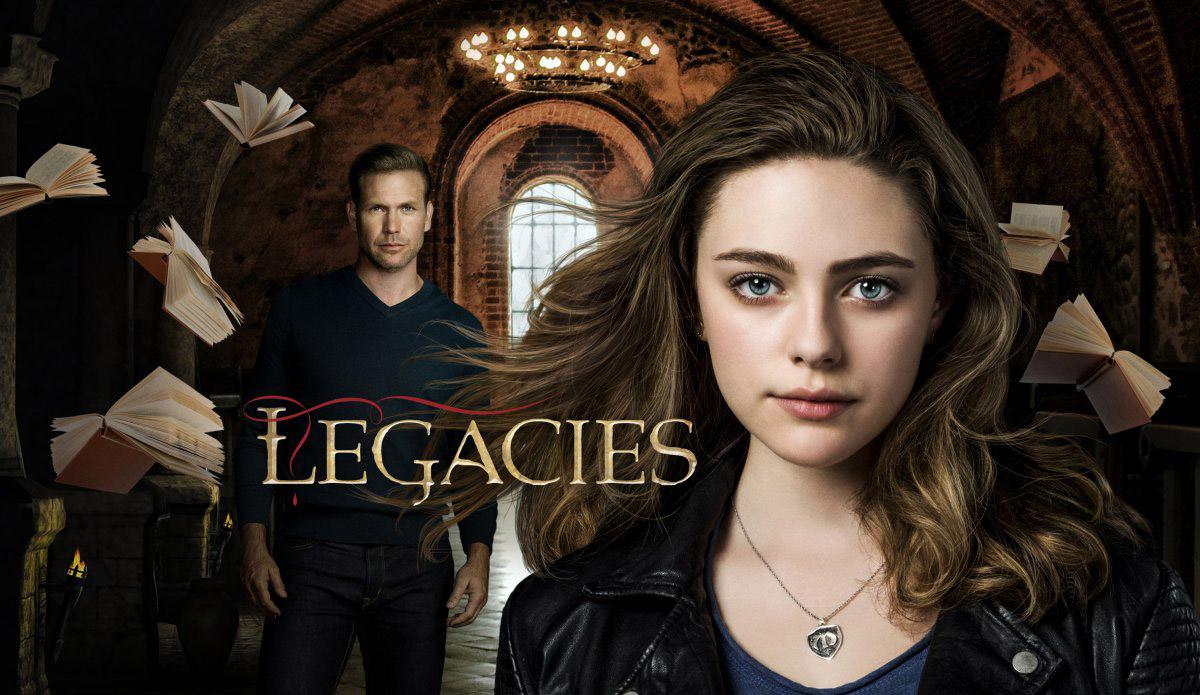 Постер для 1 сезона сериала Наследие