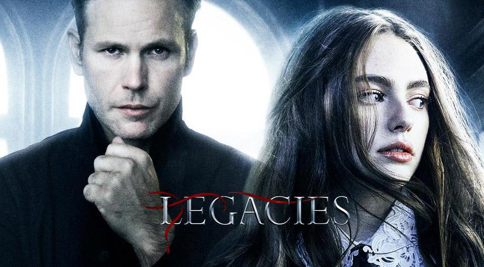 Постер для 2 сезона сериала Наследие