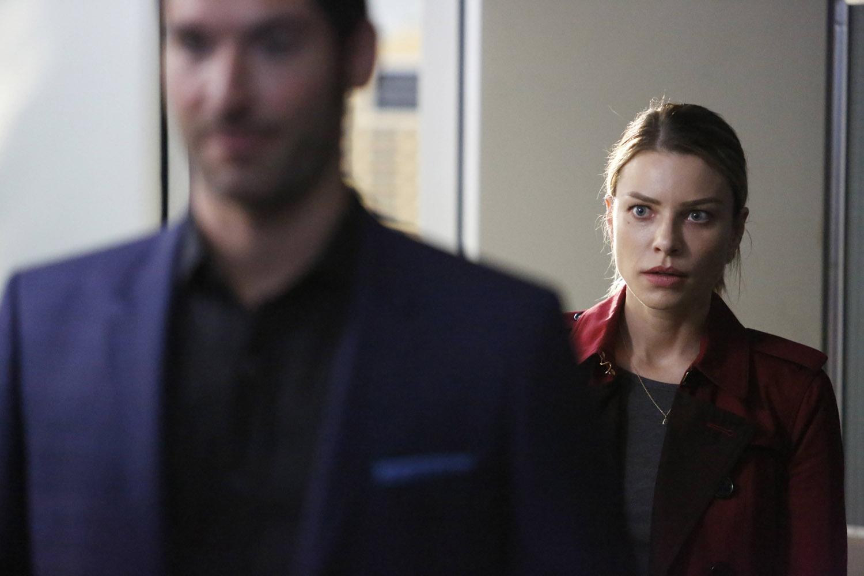 "Люцифер ""Liar, Liar, Slutty Dress on Fire"" - 2 серия 2 сезона"