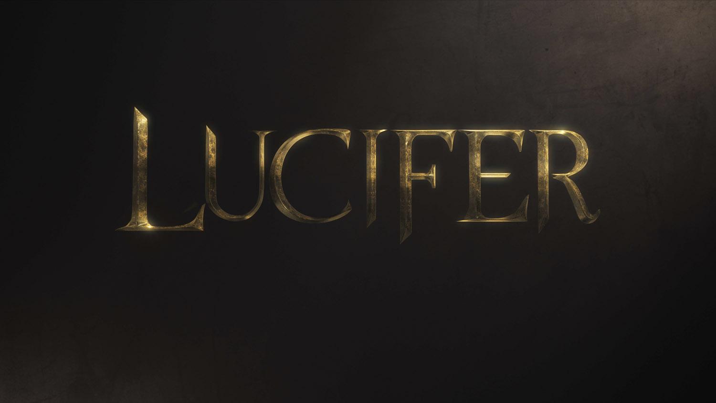 Постер для 1 сезона сериала Люцифер