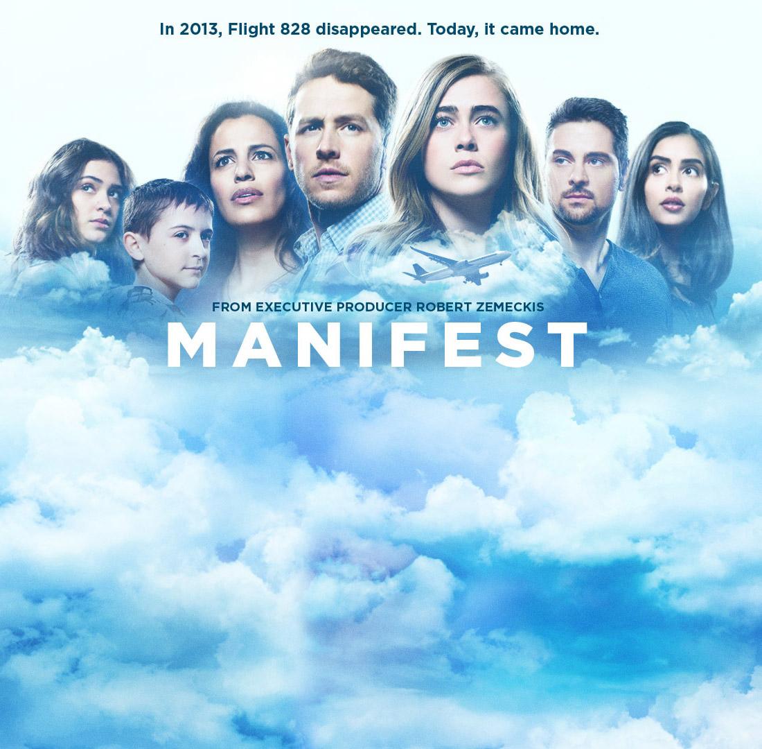 Постер для 1 сезона сериала Манифест