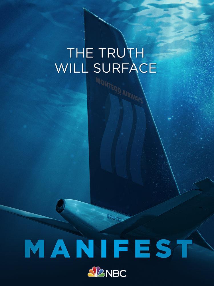 Постер для 3 сезона сериала Манифест