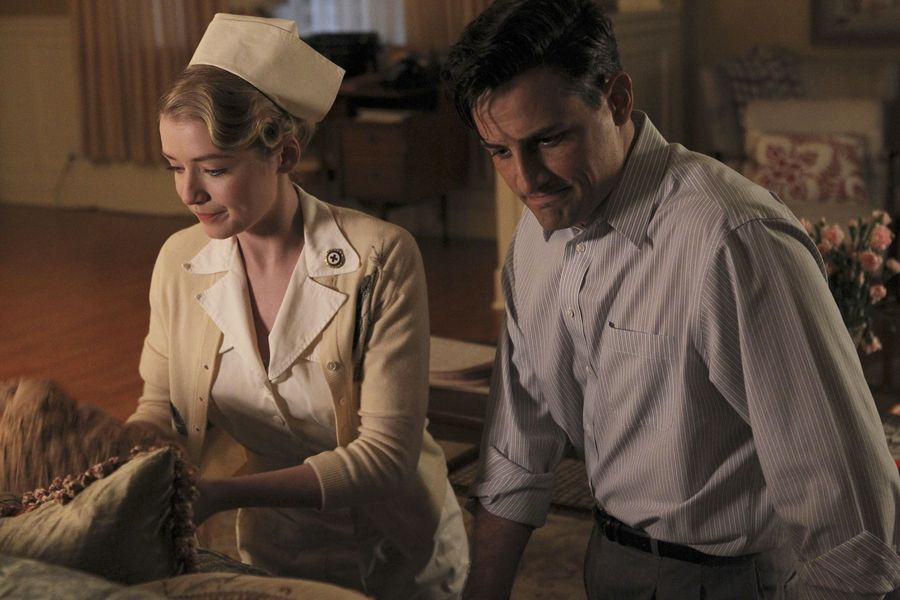 "Агент Картер ""The Atomic Job"" - 5 серия 2 сезона"