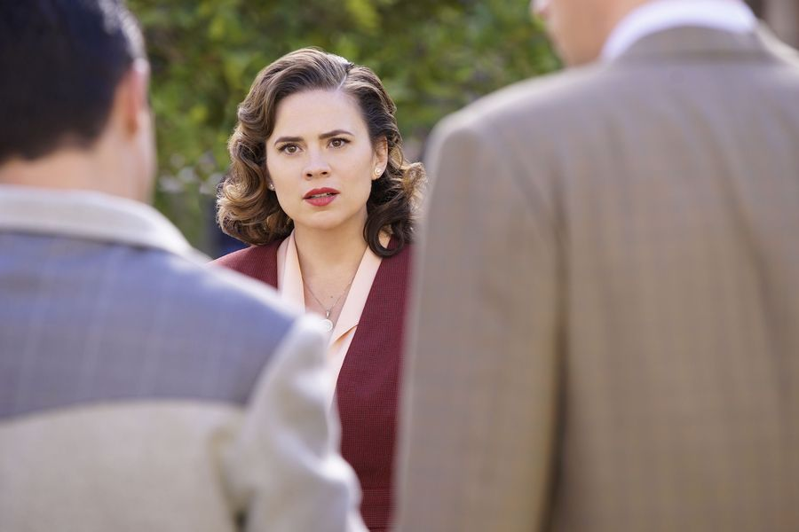 "Агент Картер ""Hollywood Ending"" - 10 серия 2 сезона"