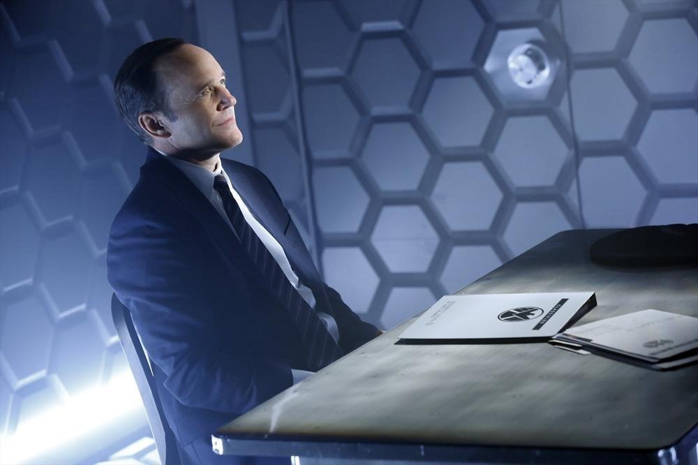 """Агенты Щ.И.Т. """"Pilot"""" - 1 серия 1 сезона"""