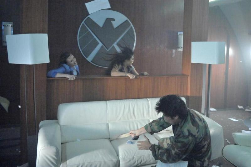 """Агенты Щ.И.Т. """"0-8-4"""" - 2 серия 1 сезона"""