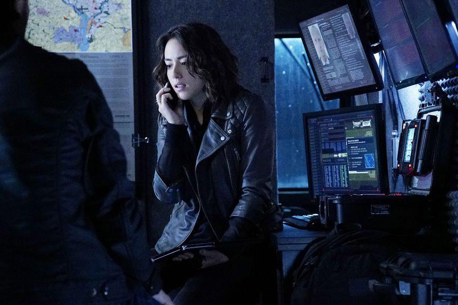 """Агенты Щ.И.Т. """"Among Us Hide..."""" - 6 серия 3 сезона"""