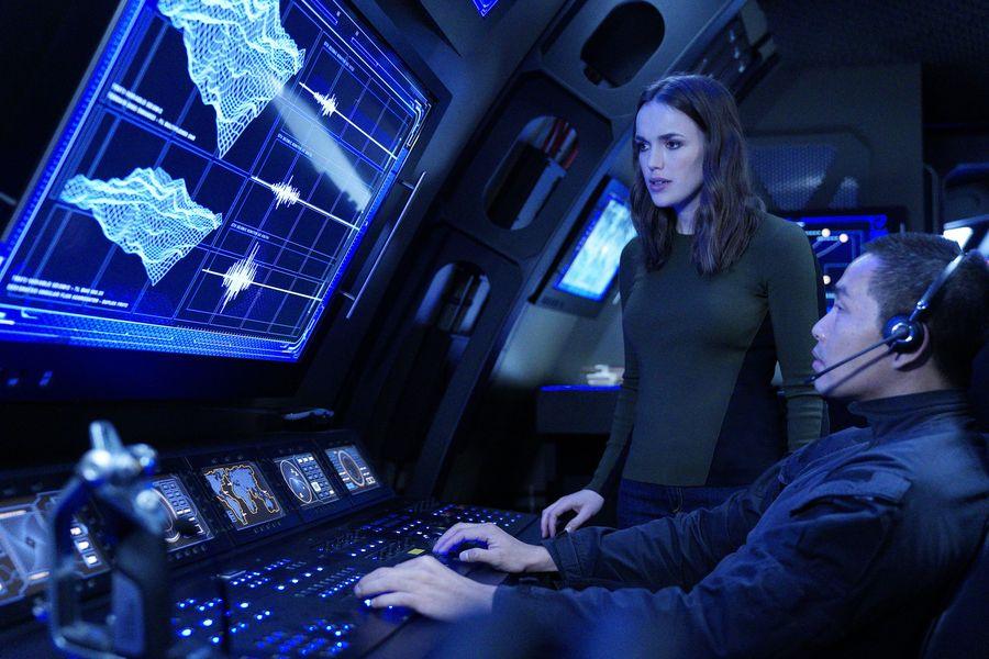 """Агенты Щ.И.Т. """"The Laws of Inferno Dynamics"""" - 8 серия 4 сезона"""