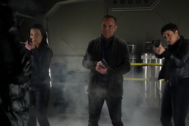 """Агенты Щ.И.Т. """"The Devil Complex"""" - 14 серия 5 сезона"""