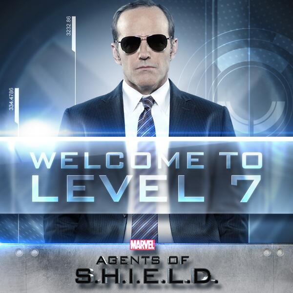 Постер для 1 сезона сериала Агенты Щ.И.Т.
