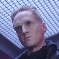 Кристофер Джеймс Бэйкер в сериале Агенты Щ.И.Т. - официальное фото