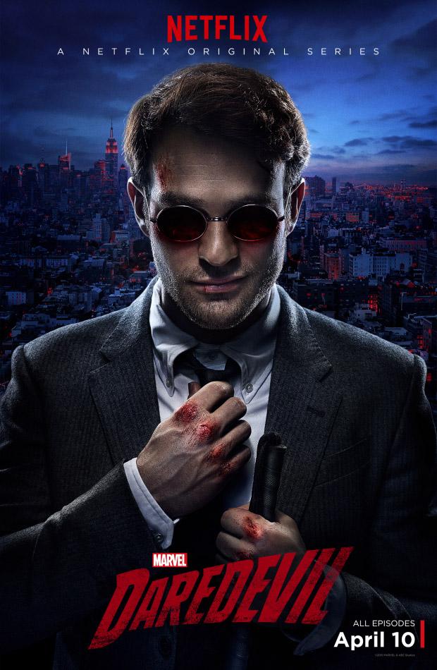 Постер для 1 сезона сериала Сорвиголова