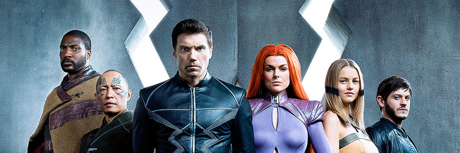 Постер для Marvel's Inhumans