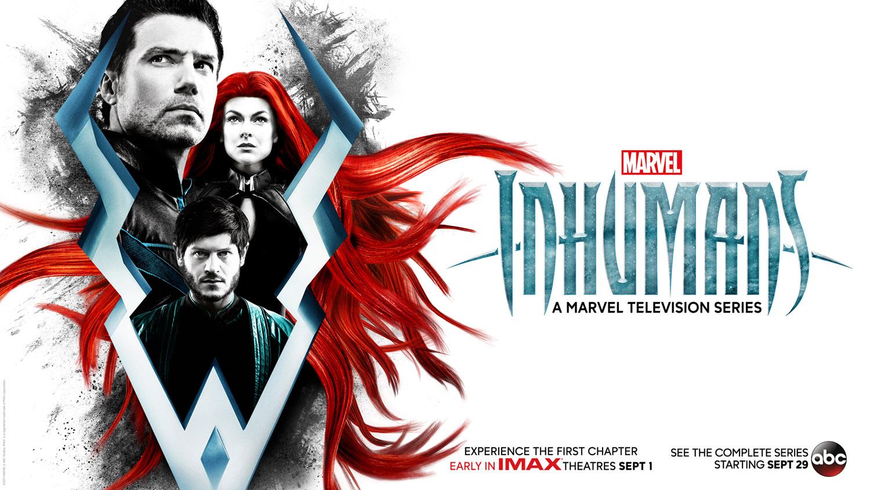 Постер для 1 сезона сериала Сверхлюди