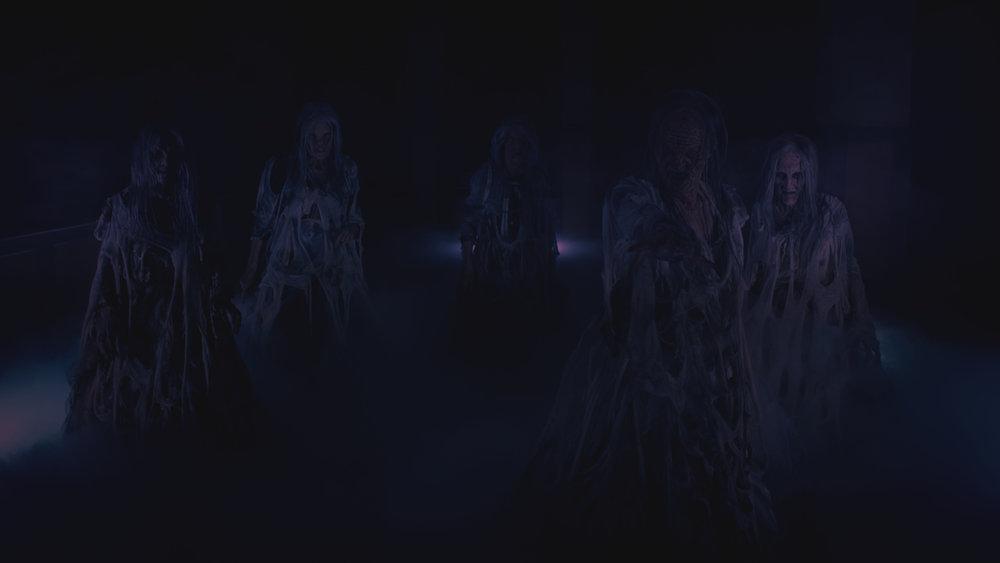 "Миднайт Техас ""To Witch Hell and Back"" - 3 серия 2 сезона"