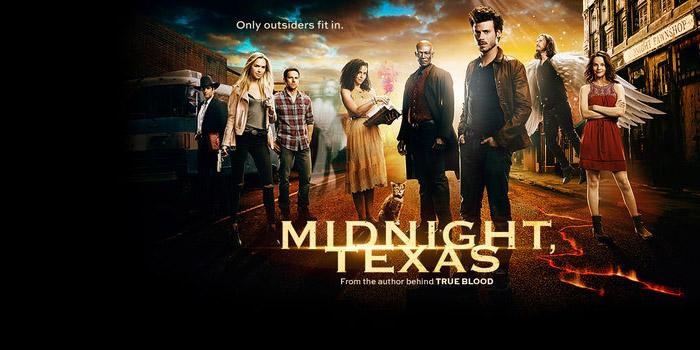 Постер для 1 сезона сериала Миднайт Техас
