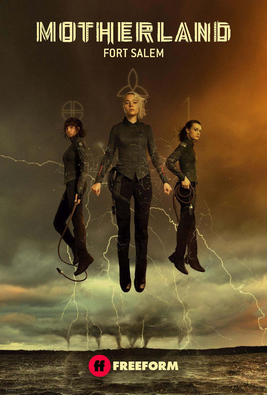 Постер для 2 сезона сериала Родина: Форт Салем