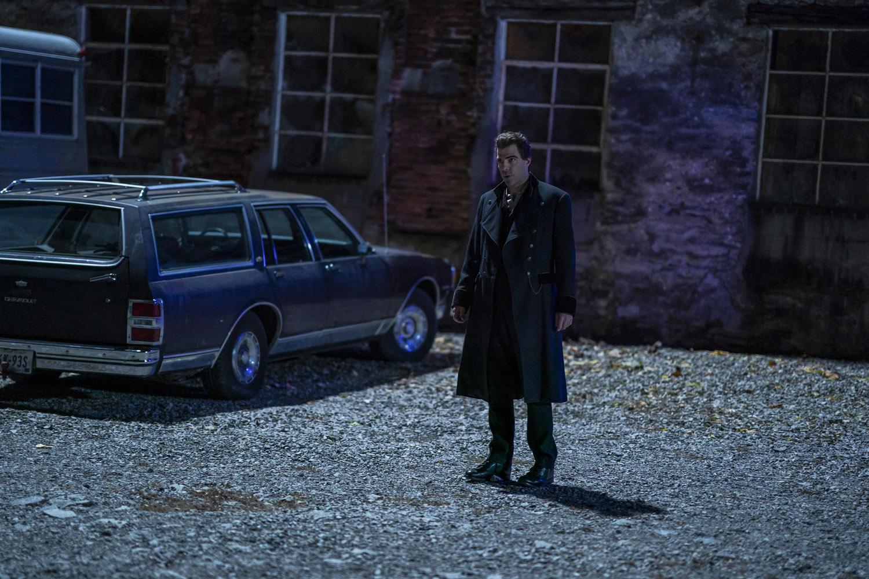 "Страна Рождества ""The Night Road"" - 3 серия 2 сезона"