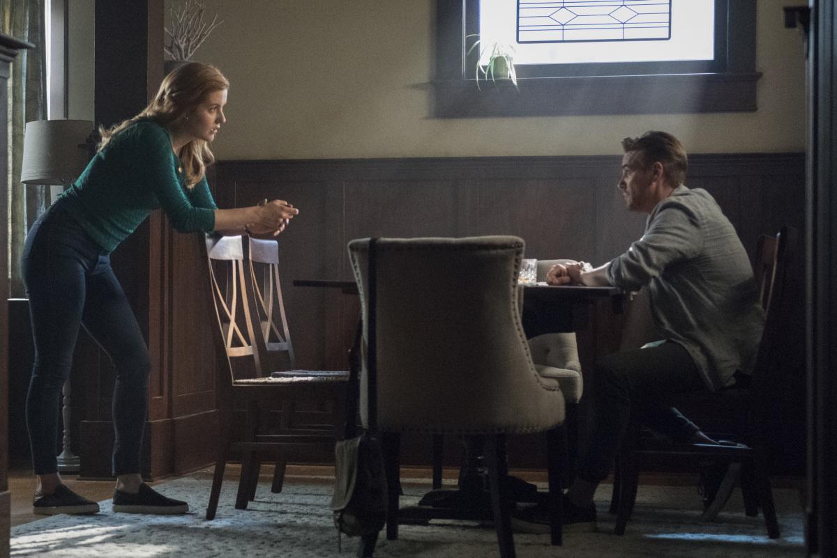 "Нэнси Дрю ""The Mystery of Blackwood Lodge"" - 6 серия 1 сезона"