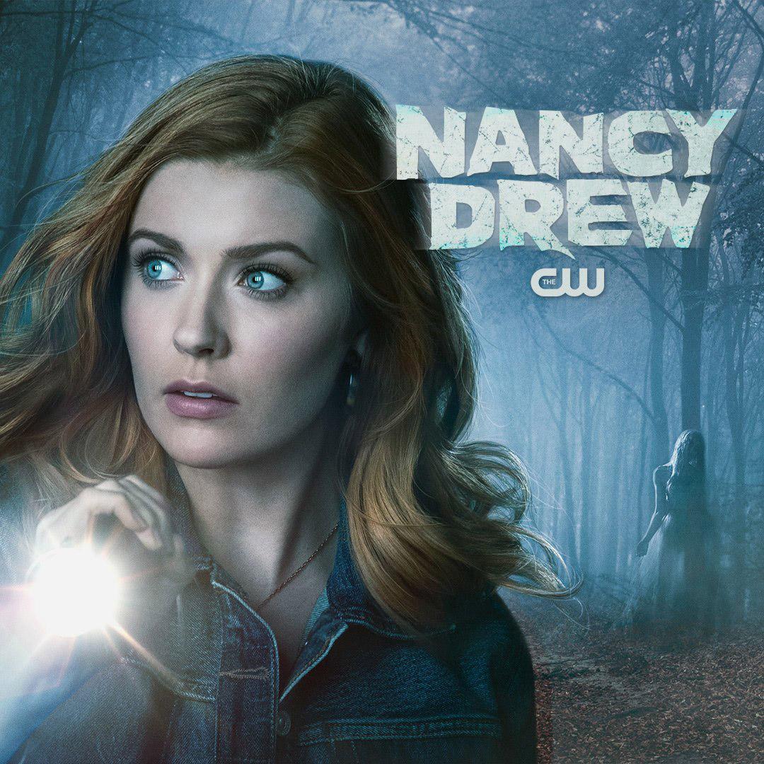 Постер для 1 сезона сериала Нэнси Дрю