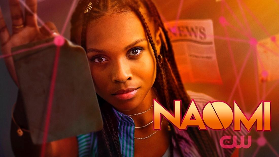Постер для 1 сезона сериала Naomi