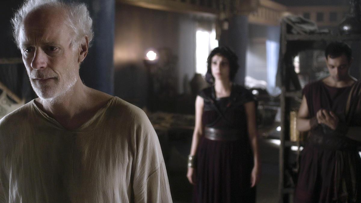 "Олимп ""Pandora's Tomb"" - 9 серия 1 сезона"