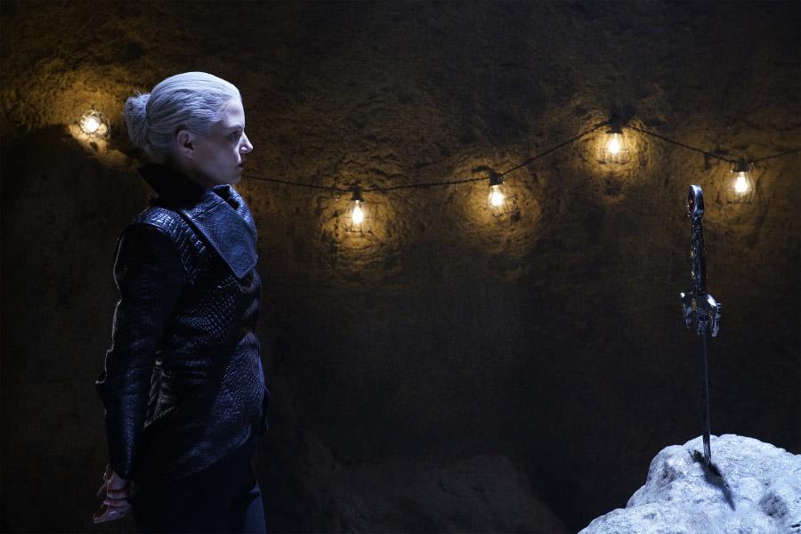 """Однажды """"The Bear and the Bow"""" - 6 серия 5 сезона"""